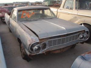 1965 Chevrolet El Camino (65CHNVD)