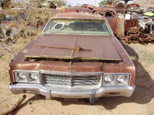 1973 Chrysler New Yorker (73CR4232C)