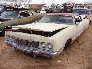 1973 Chrysler New Yorker (73CR9189C)
