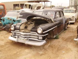 1950 Chrysler Windsor (50CR8629C)