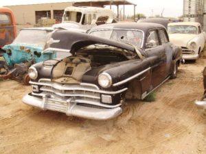 1950 Chrysler Windsor (50CR8629C)