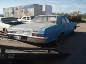 1966 Chevrolet Bel Air (66CH6401D)