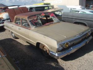 1963 Chevrolet Bel Air (63CH0843D)