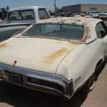 1972 Buick Skylark (72BU0836D)
