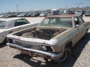 1966 Chevrolet Impala (66CH7606D)