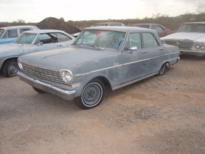 1964 Chevy II (64CH7070D)