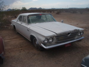 1963 Chrysler Newport (#63CR2148D)