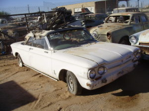 1963 Chevrolet Corvair (63CH6480C)