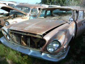 1961 Chrysler Newport (61CY1314C)
