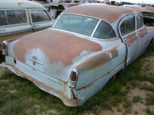 1953 Chrysler Windsor (53CY7548C)