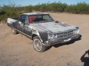 1965 Chevrolet El Camino (65CH5276D)