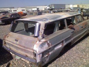 1964 Chevrolet S/W (64CH0627D)