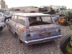 1965 Chevrolet Sports Wagon (65CH0966A)