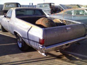 1968 Chevrolet El Camino (68CH6495D)