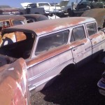 1958 Chevy Station wagon (58CH1546A)