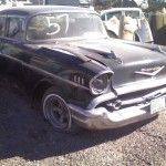 1957 Chevrolet  (57CH5527D)