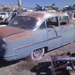 1955 Chevrolet 4 door (55CH9521C)