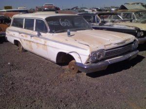 1962 Chevrolet Impala (62CH0230D)