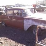 1956 Chevrolet Bel Air (56CH1717C)