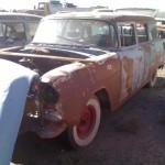 1955 Chevrolet Station wagon(55CH9623C)