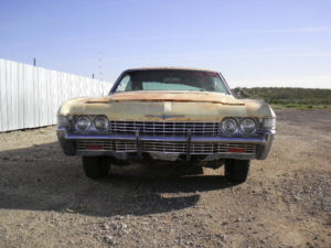 1968 Chevrolet Impala (68CHNV2D)