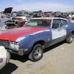 1972 Buick Skylark (72BU6678D)