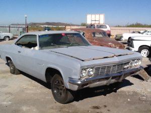 1966 Chevrolet Impala (66CH1123D)