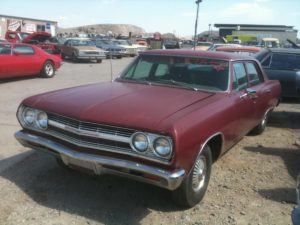 1965 Chevrolet Malibu (65CH5470D)