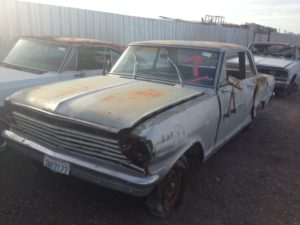 1963 Chevrolet Chevy II (63CH3300D)