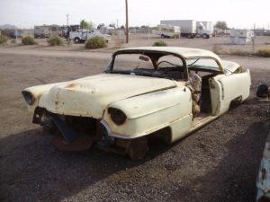 1955 Cadillac Coupe de Ville (55CA4084C)