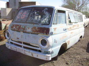 1970 Dodge-Van Sportsman (70DT0174C)