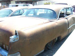 1955 Cadillac Coupe de Ville (1955CANVC)