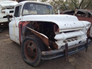 1956 Chevrolet Truck 4400 Series (56CT1286C)