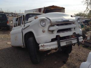 1956 Chevrolet Truck 6400 Series (56CT9586C)