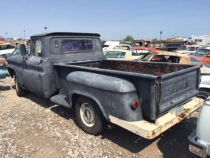 1963 Chevy Pick Up Truck (63CH7099D)