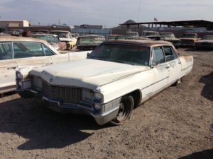 1965 Cadillac Fleetwood (65CANVD)