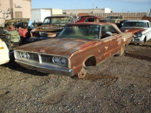 1966 Dodge Coronet 2dr Ht (66DG0751D)