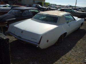 1968 Cadillac Eldorado  (68CA0918D)