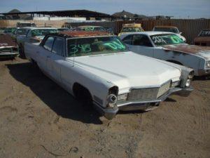 1968 Cadillac Sedan de Ville (68CA6331D)