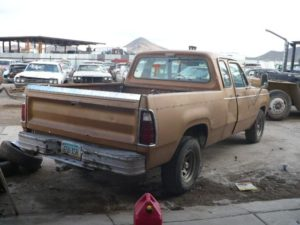 1978 Dodge-Truck Extended Cab (781645D)