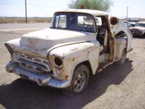 1957  Chevrolet Truck 1/2T (57CT7578C)