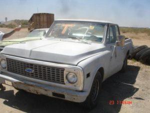 1971 Chevy-Truck C10 (711663D)