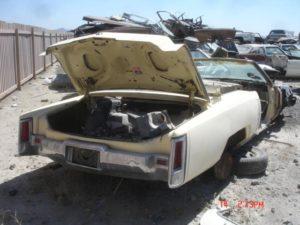 1971 Eldorado Convertible(71CA1772D)