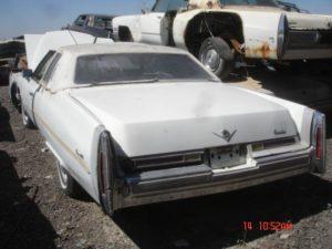 1976 Cadillac Coupe de Ville (76CA7891D)