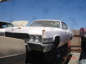 1969 Cadillac Coupe de Ville (69CA8818D)