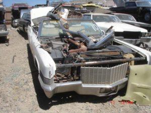 1970 Cadillac de Ville (70CA4874D)