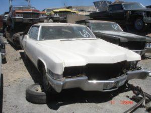 1969 Cadillac Coupe de Ville (69CA8646D)