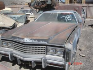 1978 Cadillac Eldorado (78CA7962D)
