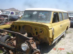 1972 Chevy-Suburban (722656D)