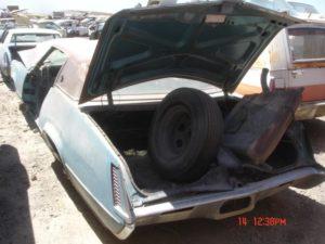 1967 Cadillac Eldorado (67CANV43D)